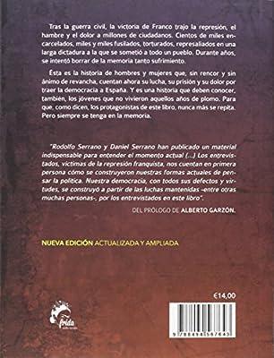Toda España era una cárcel (ENSAYO): Amazon.es: Serrano Recio, Rodolfo, Serrano, Daniel: Libros