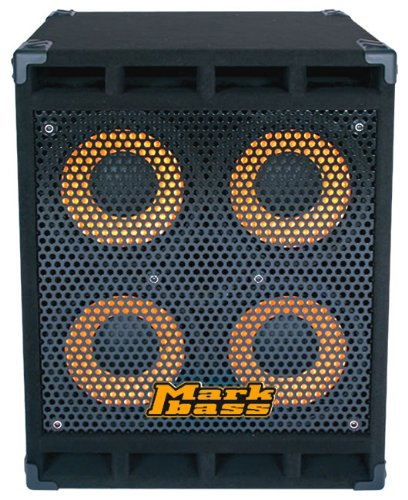 - Markbass Standard 104HF Front-Ported Neo 4x10 Bass Speaker Cabinet 4 Ohm