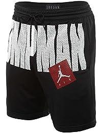 NIKE Mens Jumpman AIR MESH Short AA4607-010_3XL - Black