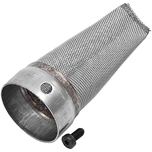 FMF Racing Spark Arrestor Insert for PowerCore 4 Hexagonal Mufflers 040670