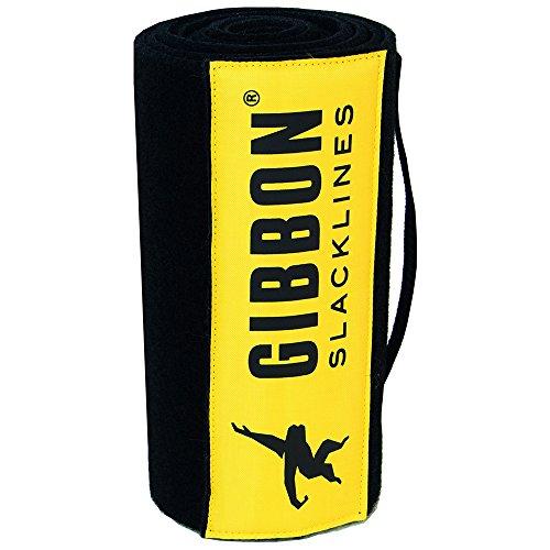 GIBBON Slacklines Trickline Ratchet Tension Anchor, Black