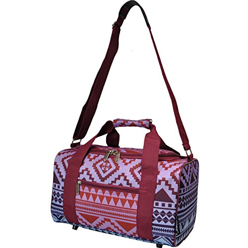 5 Cities RyanAir 2nd Small Bag (Extra Hand Luggage) 35x20x20cm onboard (Aztec Multi)