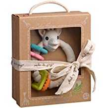 Sophie la Girafe So'Pure Colo'ring teether by VULLI