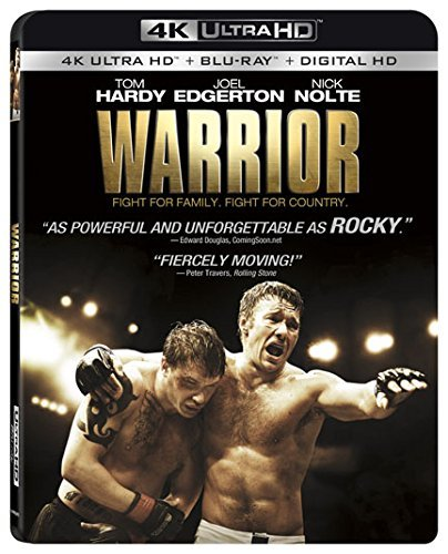 Warrior [4K UHD + Blu-ray]]()