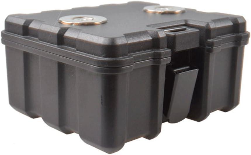 magn/ética escondida en parte baja Caja de almacenamiento para coche