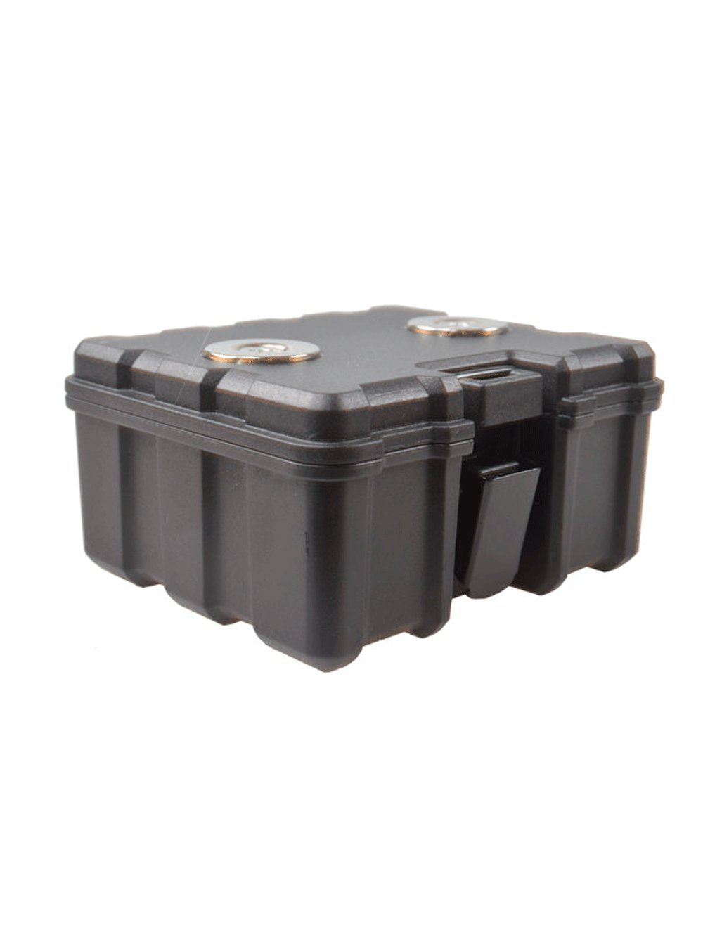 Magnets stick to bottom of car Magnetic Hidden storage box
