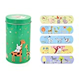 [Animals] 50-Count of Box Waterproof Breathable First Aid Adhesive Bandages