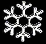Neon Led Snowflake 15''