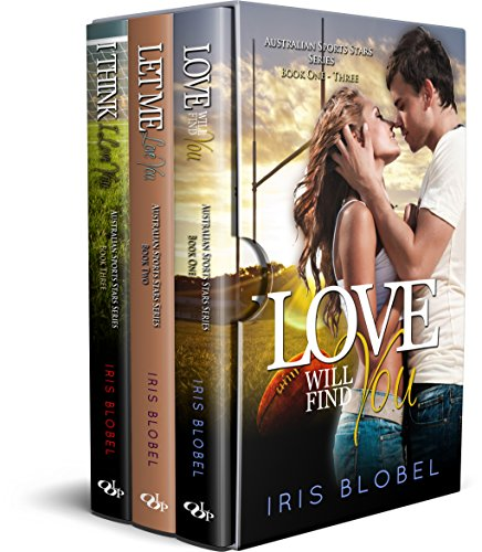 Australian Sports Stars Series: Books 1-3 by [Blobel, Iris, Publishing, Limitless]