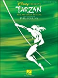 tarzan sheet music - Hal Leonard Tarzan - The Broadway Musical arranged for piano, vocal, and guitar (P/V/G)