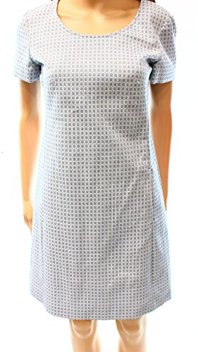 max-mara-womens-printed-scoop-neck-sheath-dress-blue-4