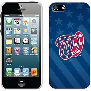 Washington Nationals - Usa Blue design on White iphone 6 4.7 / 5 Thinshield Snap-On Case