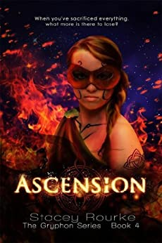 Ascension (Gryphon Series Book 4) by [Rourke,Stacey]