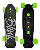 ACTON BLINK Lite | World's Lightest Electric Skateboard for Youth | With LED Lights | Up To 5 Mile Range | 10 MPH Top Speed | Bluetooth Remote Control Included