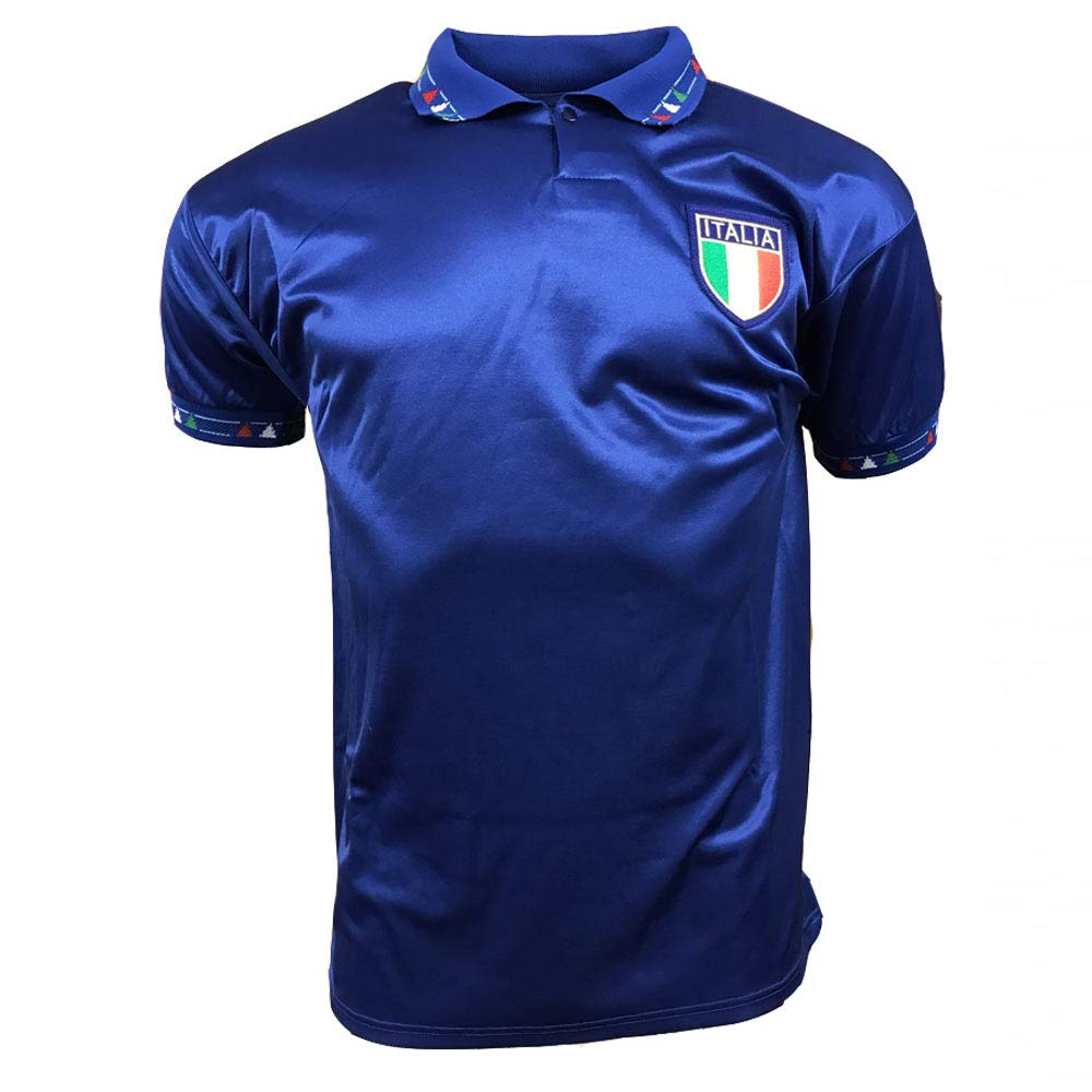 Score Draw Italy 1990 World Cup Final Football Soccer T-Shirt Maglia