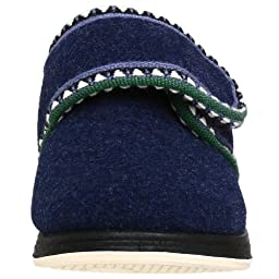 Foamtreads Rocket Slipper (Toddler/Little Kid/Big Kid),Navy,10 M US Toddler