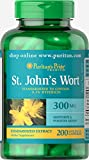 Puritan's Pride St. John's Wort Standardized Extract 300 mg-200 Capsules Review