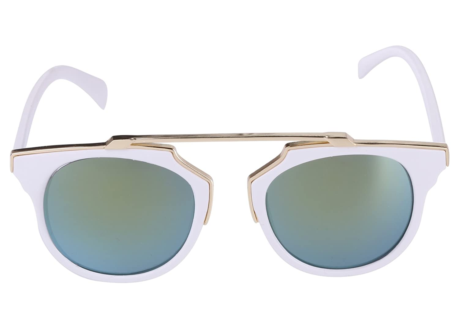AmorGafas Fashion Sunglasses With UV400 Protected Composite Lens for Women&men
