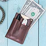 EASYANT Handmade Oil Wax Leather Holsters EDC