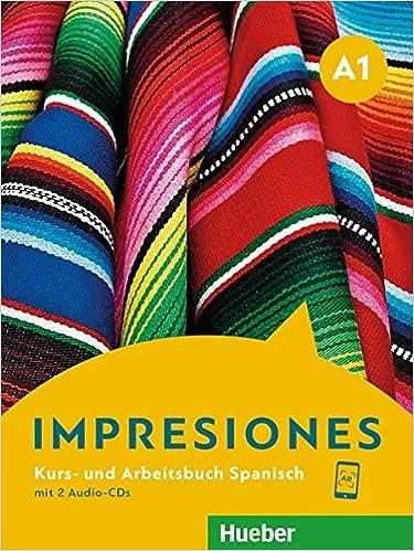 Impresiones A1: Kursbuch + Arbeitsbuch + 2 Audio-CDs: Amazon.de ...