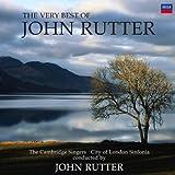 Very Best of John Rutter Import Edition by Rutter, John (2011) Audio CD