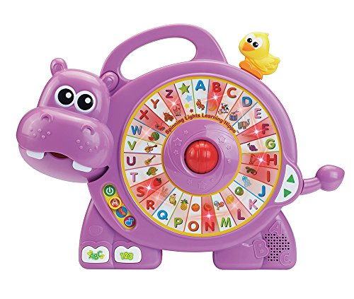VTech Spinning Lights Learning Hippo