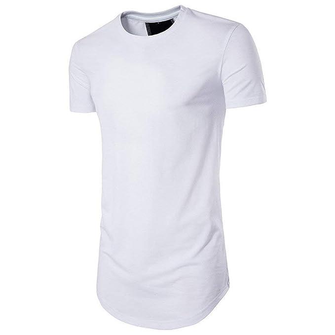 7048205518233 ... Camisas Camisa Polo Slim Fit Jersey De Camisa De Polo Camisa De Verano  Color Que Empareja Detrás De Dobladillo De Arco Camiseta De Hombre  Amazon. es  ...