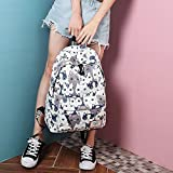 Shipe School Bookbags for Teens, Girls Laptop Bag Floral Backpack College  Bags young people Daypack (Cute Cat) 93be20d02b