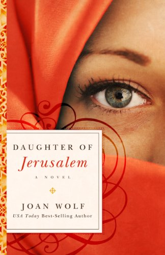 Book cover for Daughter of Jerusalem