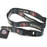 NFL San Francisco 49ers Team Lanyard