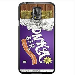 Willy Wonka Chocolate Bar Hard Snap On Case (Galaxy s5 V)