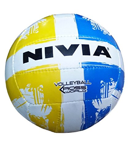 Nivia Kross World Volleyball (Multicolour)