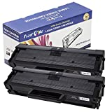 PrintOxe™ Compatible 2 Toners for Samsung MLT-D111S (Black) Non OEM 111S for Printer Models; M2020 , M2020W , M2022W, and M2070W . Exclusively sold by PanContinent