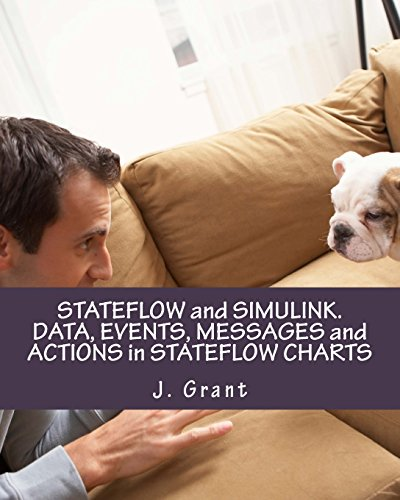 STATEFLOW and SIMULINK. DATA, EVENTS, MESSAGES and ACTIONS in STATEFLOW CHARTS