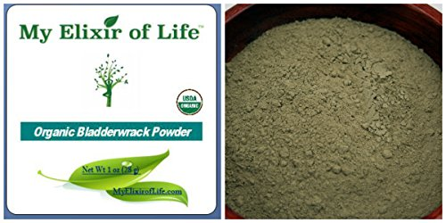 Organic Bladderwrack Powder Fucus Vesiculosus 1 product image
