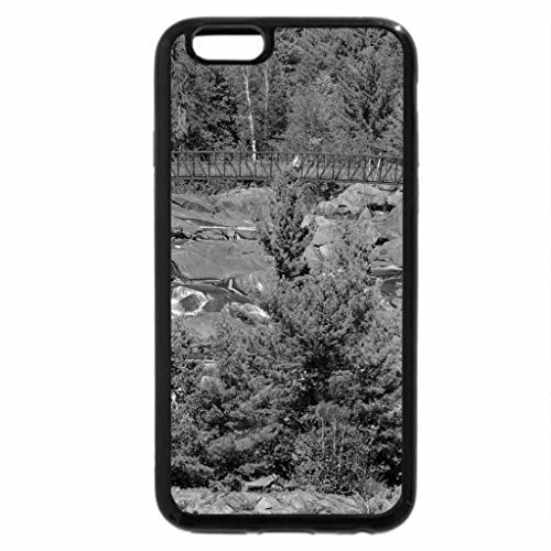 iPhone 6S Plus Case, iPhone 6 Plus Case (Black & White) - A Way To The Other Side