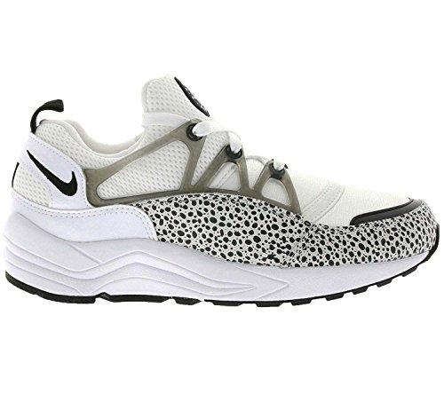 Nike Damen W Air Huarache Light Prm Turnschuhe Blanco (White / Black)