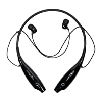 Buddymate A15 Sports Wireless Bluetooth Headphones with Mic, Extra Bass & Noise Reduction, Hands-Free Calling Compatible with All Android, iOS & Windows Device (Assorted Colour)