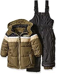iXtreme Boys' Colorblock Snowsuit