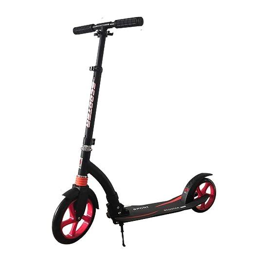 Patinete- Adolescente Adulto Kick Scooter Plegable Scooter ...