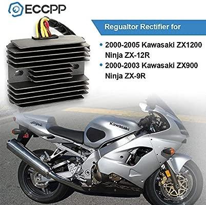 ECCPP regulador de Voltaje rectificador para 2000 2001 2002 ...
