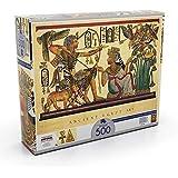 Quebra Cabeça 500 Peças Arte Egipcia Grow