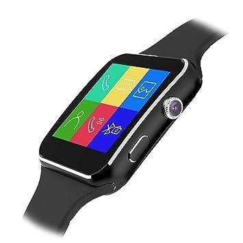 WEIHAN X6 Smart Watch Pasómetro Monitor de sueño ...