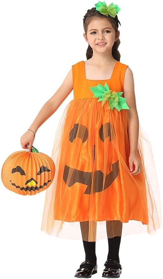 ZLHZYP Disfraz Halloween Disfraz de Monstruo de Calabaza de ...