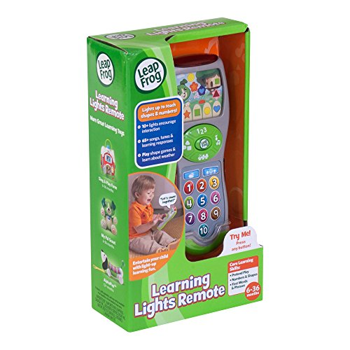 51zzoW18QtL - LeapFrog Scout's Learning Lights Remote