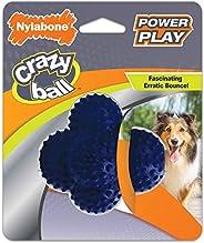Bola de brinquedo Power para cães da Nylabone – bola maluca grande