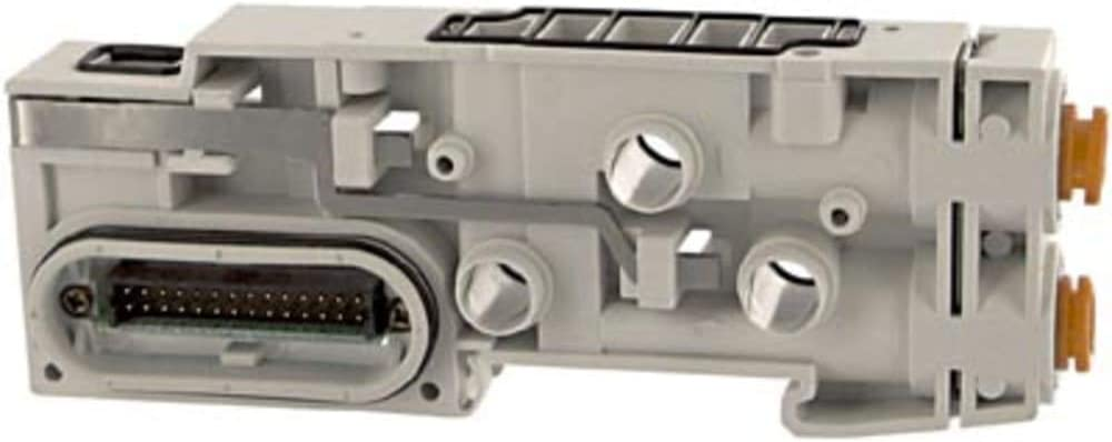 Manifold block for SV2000 series; double coil wiring; 1//4 in Pack of 2 fitting