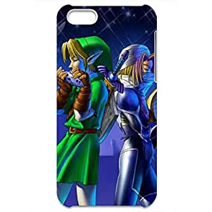 The Legend of Zelda Phone Case Design Link Image Theme 3D Hard Plastic Case Cover For Iphone 5C Legend of Zelda Series