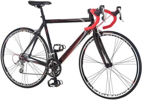 Schwinn Men's Varsity 1500 Road Bike, Black, 21