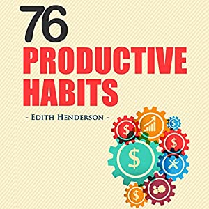 76 Productive Habits Audiobook